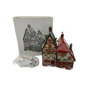 NEW DEPARTMENT 56 NORTH POLE SERIES House